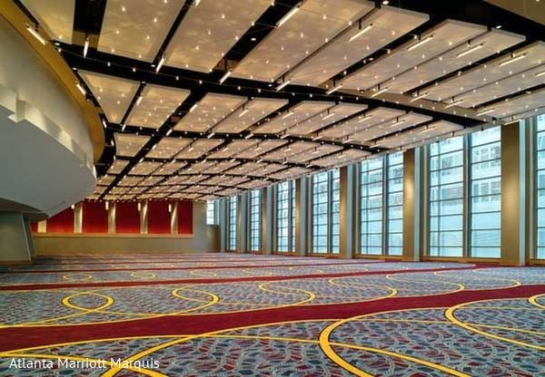 Venue in Dream-Come-True Venue: ATL Marriott