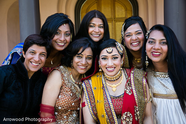Portraits in Fremont, CA Indian Wedding by Arrowood Photography