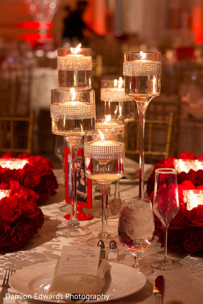 Floral and Decor in Cedar Grove, NJ Indian Wedding by Damion Edwards Photography