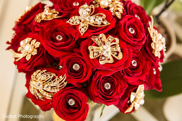 indian bridal bouquet,indian wedding bouquet,indian weddings