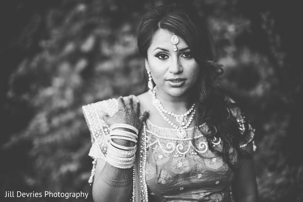 Portraits in Westland, MI Indian Wedding by Jill Devries Photography