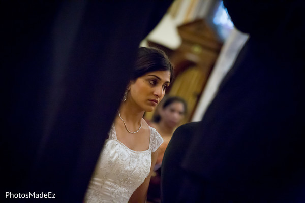Ceremony in Yonkers, NY Indian Wedding by PhotosMadeEz
