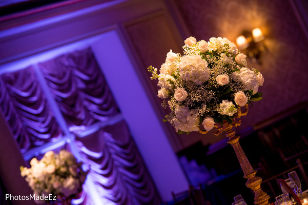 Reception in Yonkers, NY Indian Wedding by PhotosMadeEz