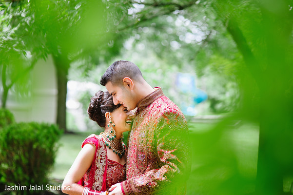 Portraits in Long Island, NY Indian Wedding by Jashim Jalal Studios