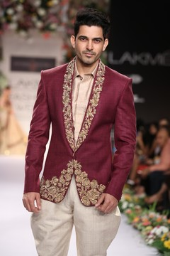 Indian Weddings Wedding Clothes Groom Clothing Glam Alert Shyamal Bhumika Present A New Jersey Trunk Show