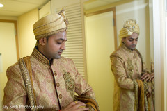 indian weddings,indian wedding clothes,indian groom,indian groom clothing,indian groom fashion,indian wedding fashions,indian groom sherwani,indian groom getting ready,portraits of indian wedding