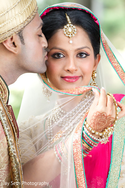 Portraits in Mahwah, NJ Indian Wedding by Jay Seth Photography