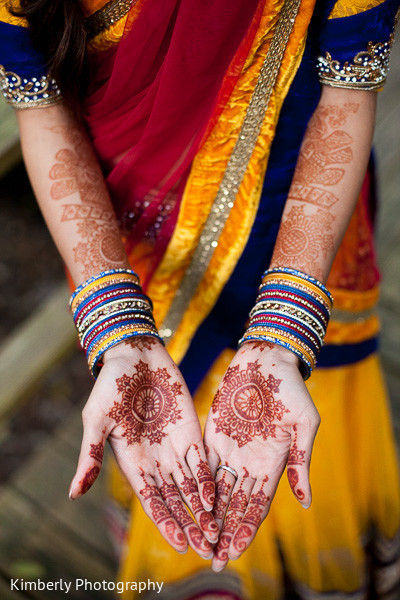 Mehndi Artists in Palm Harbor, FL Indian Wedding by Kimberly Photography