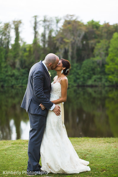 Portraits in Palm Harbor, FL Indian Wedding by Kimberly Photography