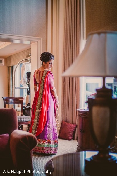 Portraits in Basking Ridge, NJ Indian Wedding by A. S. Nagpal Photography