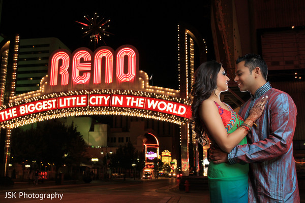 Portraits in Reno, NV Indian Wedding by JSK Photography