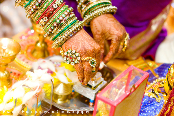 Ceremony in Bloomfield Hills, MI Indian Wedding by Bhandari Photography and Cinematography