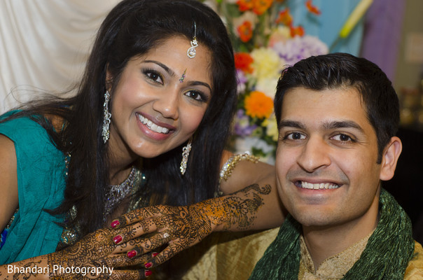 Mehndi Party in Bloomfield Hills, MI Indian Wedding by Bhandari Photography and Cinematography