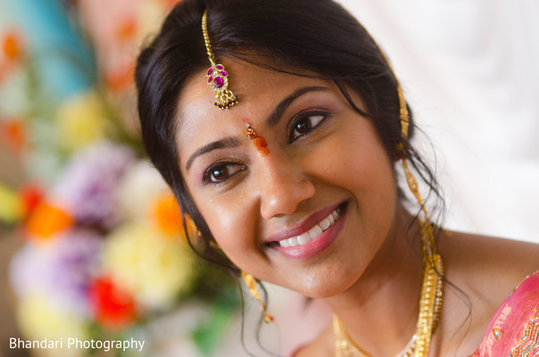 Hair & Makeup in Bloomfield Hills, MI Indian Wedding by Bhandari Photography and Cinematography