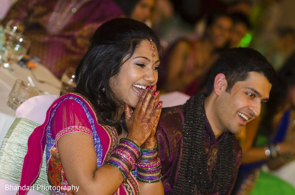Sangeet in Bloomfield Hills, MI Indian Wedding by Bhandari Photography and Cinematography