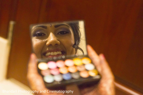 Getting Ready in Bloomfield Hills, MI Indian Wedding by Bhandari Photography and Cinematography