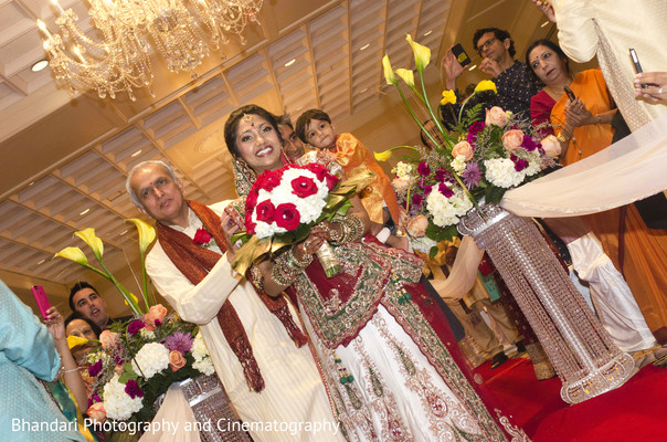 Photo in Bloomfield Hills, MI Indian Wedding by Bhandari Photography and Cinematography