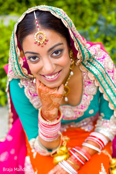 Portraits in San Diego, CA Indian Wedding by Braja Mandala Wedding Photography