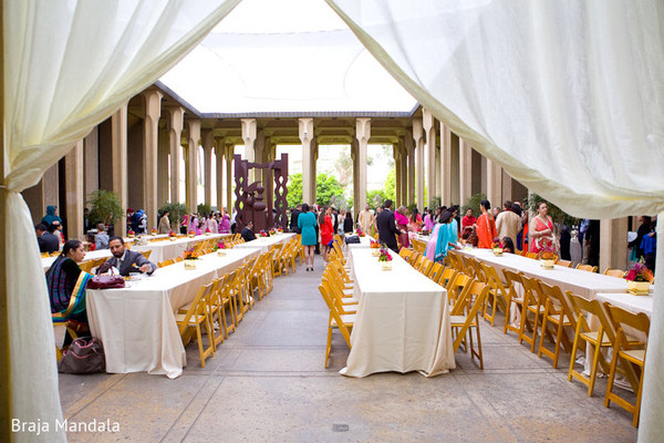 Venue in San Diego, CA Indian Wedding by Braja Mandala Wedding Photography