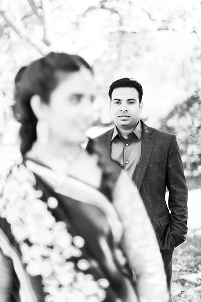 Engagement Portraits in Savannah, GA Indian Engagement by Gagan Dhiman