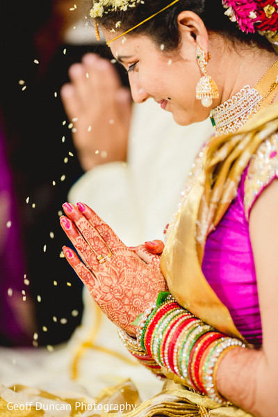 Ceremony in Vijayawada, Indian Wedding by Geoff Duncan Photography