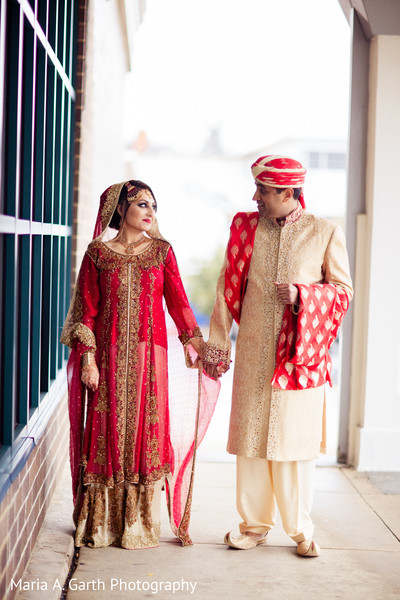 Portraits in New Castle, DE Pakistani Wedding by Maria A. Garth Photography