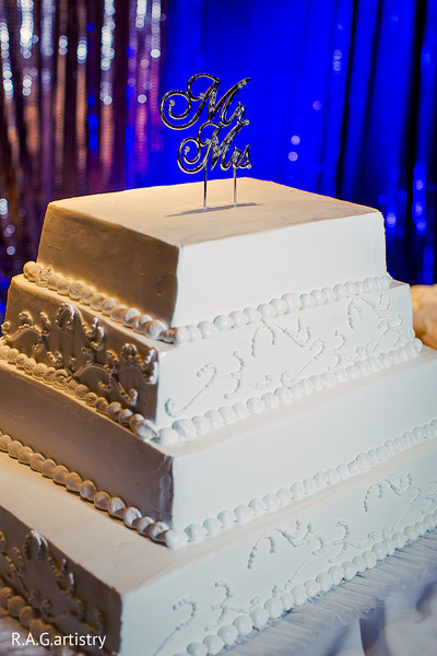 Cakes & Treats in Cozumel, Mexico Destination Indian Wedding by R.A.G.artistry