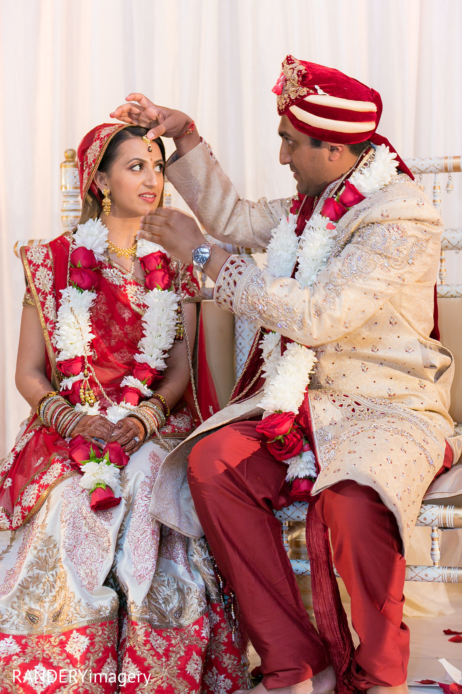 Ceremony in anaheim ca indian wedding by randeryimagery for Indian jewelry in schaumburg il