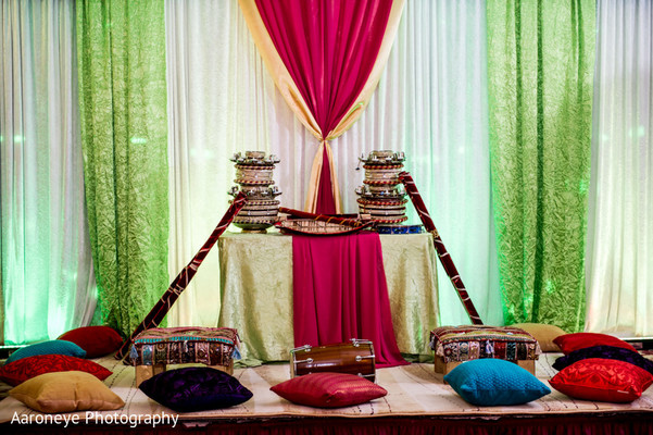 Sangeet in Riverside, CA Indian Wedding by Aaroneye Photography