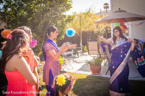 bridal shower,bridal shower ideas,indian bridal shower,retro bollywood,retro bollywood theme,retro bollywood glam,indian bridal shower ideas,pre-wedding celebrations,indian pre-wedding celebrations,bridal shower theme,bridal shower games,indian bridal shower games