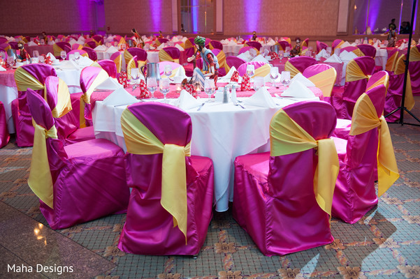 Sangeet in Chicago, IL Indian Fusion Wedding by Maha Designs