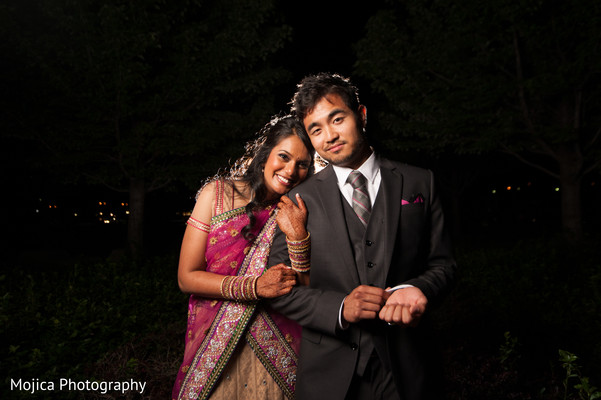 Portraits in Wichita, KS Indian Fusion Wedding by Mojica Photography