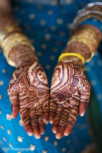 Mehndi Artists in Tulsa, OK Indian Wedding by KLK Photography