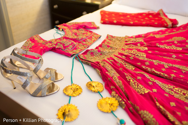 Bridal Fashions in Boston, MA Indian Wedding by Person + Killian Photography