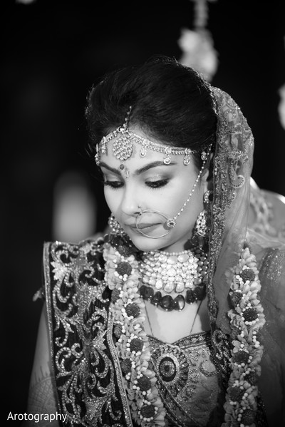 Ceremony in Bangkok, Thailand Indian Destination Wedding by Arotography