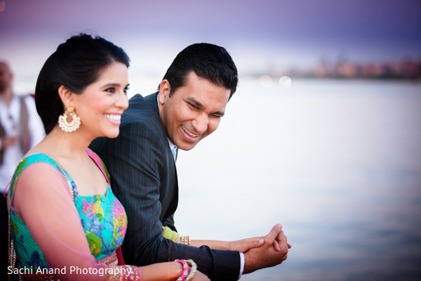 Engagement in New York, NY Indian Engagement by Sachi Anand Photography