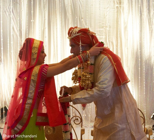 Ceremony in Alila Diwa, Goa Indian Destination Wedding by Bharat Mirchandani Photography