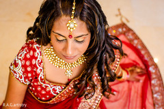 An Indian bride and groom wed in a breathtaking waterfront ceremony in Cancun, Mexico!