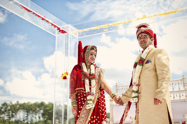 Portraits in Savannah, GA Indian Wedding by Gagan Dhiman
