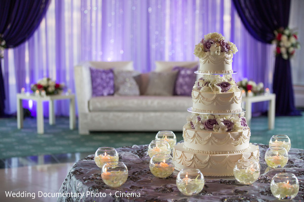 Cakes & Treats in San Jose, CA Indian Wedding by Wedding Documentary Photo + Cinema
