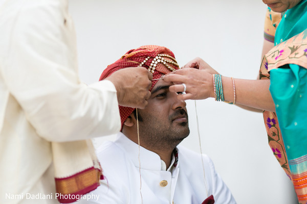 Getting Ready in Orlando, FL Indian Wedding by Nami Dadlani Photography