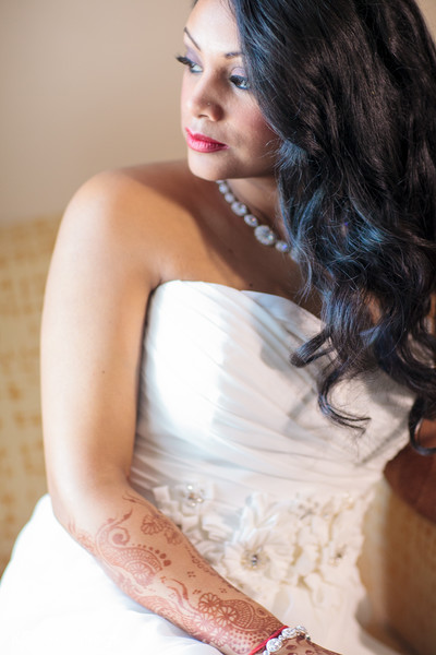 Portraits in Parsippany, NJ Indian Fusion Wedding by KSD Weddings