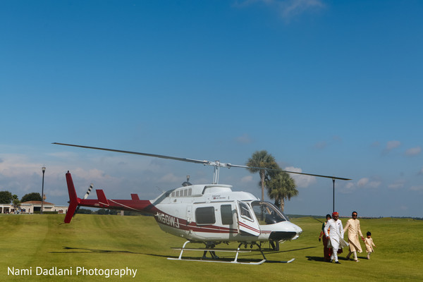 Transportation in Orlando, FL Indian Wedding by Nami Dadlani Photography