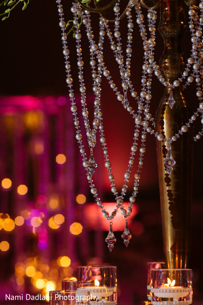 Reception in Orlando, FL Indian Wedding by Nami Dadlani Photography