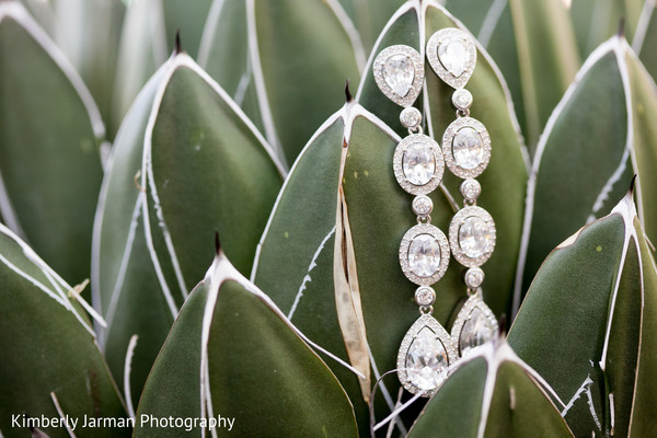 Bridal Jewelry in Scottsdale, AZ Indian Fusion Wedding by Kimberly Jarman Photography