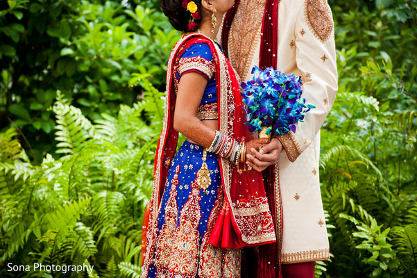 Portraits in St. Petersburg, FL Indian Wedding by Sona Photography