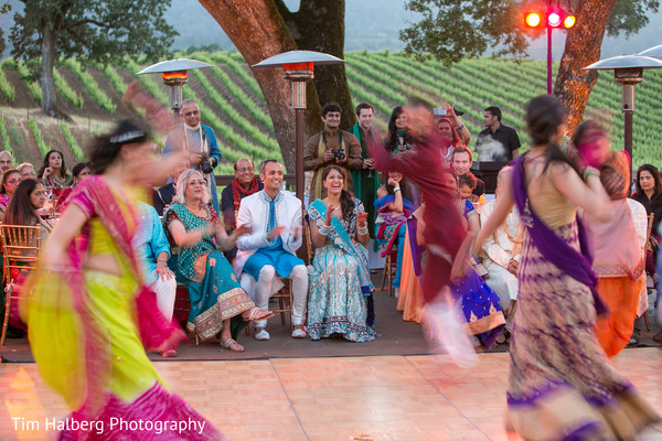 Pre-Wedding Celebrations in Glen Ellen, CA Indian Wedding by Tim Halberg Photography
