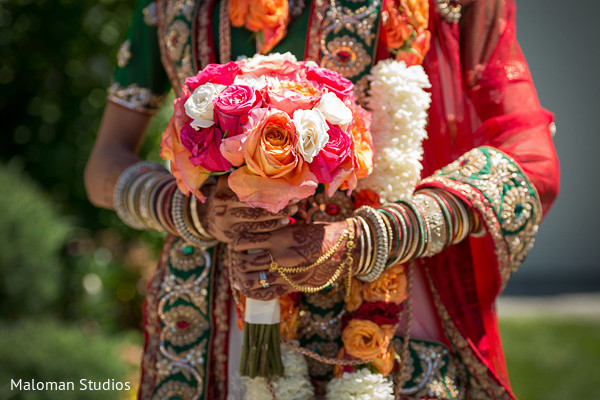 indian bridal bouquet,indian wedding bouquet