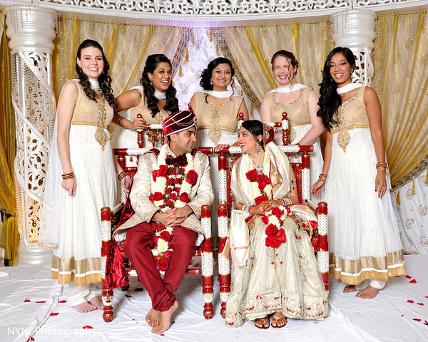 traditional indian wedding,indian wedding traditions,indian wedding traditions and customs,traditional hindu wedding,indian wedding tradition,traditional Indian ceremony,traditional hindu ceremony,hindu wedding ceremony,bridal party,bridesmaids,bridemaids outfit,indian bridesmaids,indian bridal party,indian bride,bridesmaid sari,bridesmaids sari,bridesmaids saree,bridesmaid saree bridal party portrait,indian bridal party portrait