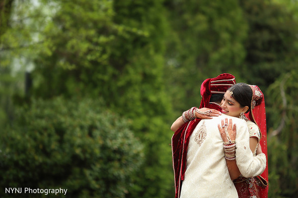 Portraits in Somerset, NJ Indian Wedding by NYNJ Photography